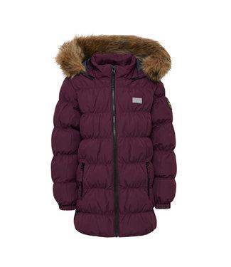 Lego wear Legowear purple girls winter jacket Josefine 703