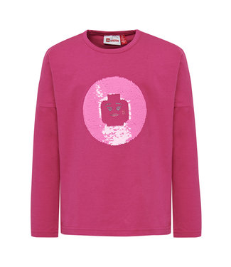 Lego wear Tshirt Legowear pour filles Tippi Magic sequins