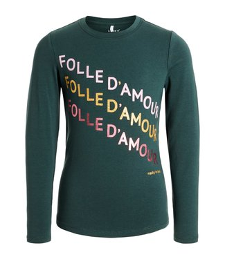 Name-it T-shirt Name-it filles NKFNICLA Green Gables