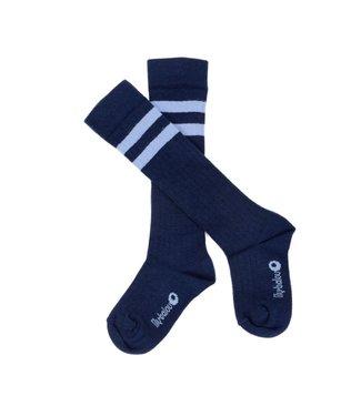 Lily Balou Lily Balou knee socks Jordan Dark Blue