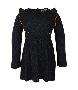 Small rags Petites filles Rags habillent de paillettes bronze