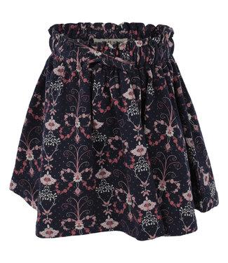 Small rags Small Rags blue girls skirt Mood Indigo