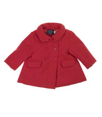 Babybol Baby globe red girls winter coat Rojo