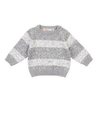 Babybol Babybol boys winter sweater gray