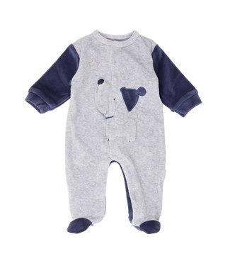 Babybol Babybol jongens baby pyjama doggy Blue