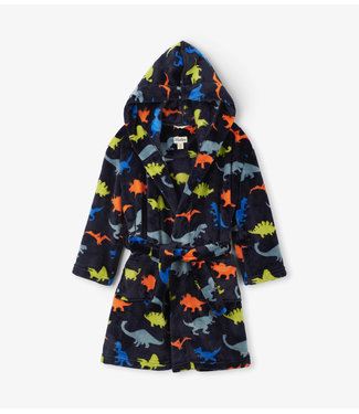 Hatley Hatley boys bathrobe Dino Herd