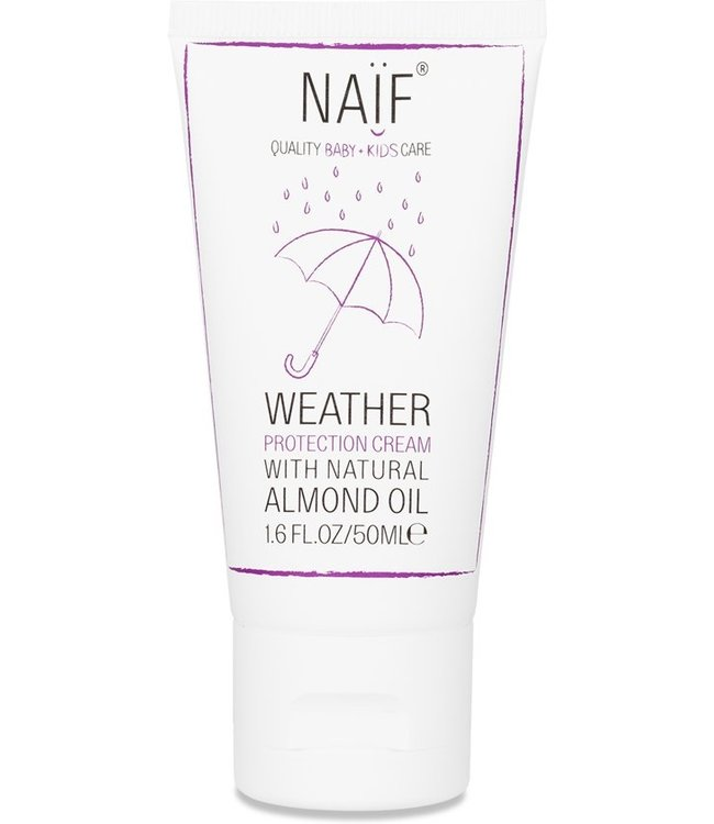 Naïf Naïf Weather and Wind Cream - 50ml