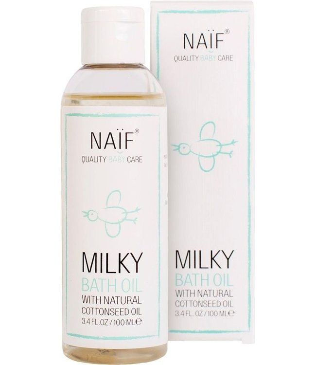 Naïf Huile de bain douce Naïf - 100 ml