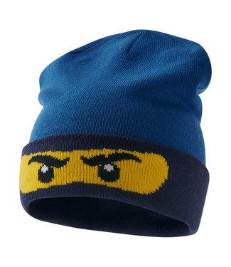 Lego wear Legowear blauwe wintermuts Lego Ninjago Alfred 708