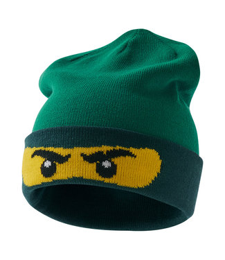Lego wear Legowear groene wintermuts Lego Ninjago Alfred 708