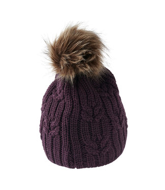 Lego wear Legowear solid purple winter hat Amanda 700