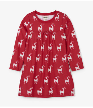 Hatley Hatley rose night dress deer