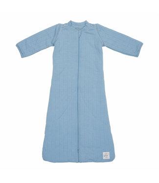 Lodger Lodger Baby slaapzak - Hopper Solid - blauw