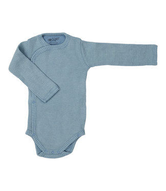 Lodger Lodger Romper Ciumbelle - Long sleeve - Blue