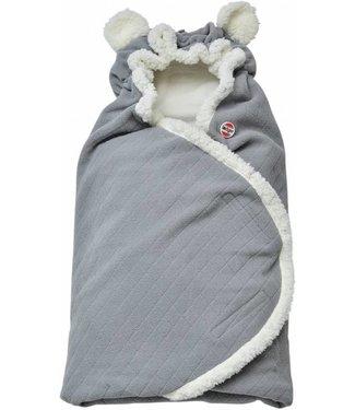 Lodger Lodger Wrap Rug - Wrapper Botanimal - Gray
