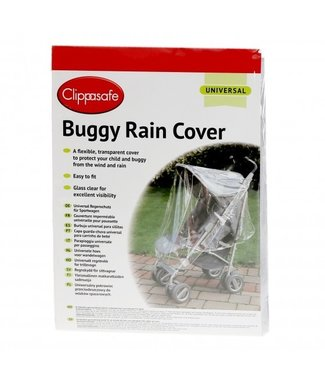 Clippasafe Clippasafe Universal rain cover buggy