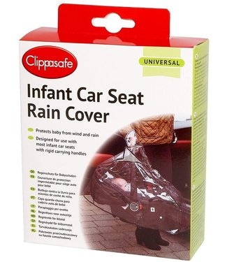 Clippasafe Clippasafe Universal rain cover car seat