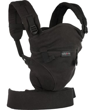 Babylonia Babylonia baby carrier Tricot-Click - One Size - Black