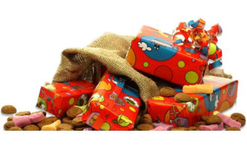 Sinterklaas geschenken