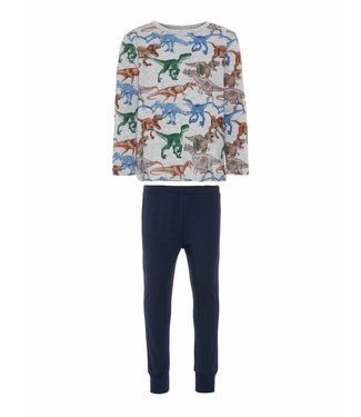 Name-it Name-it jongens pyjama set Gekleurde Dino's - Kids