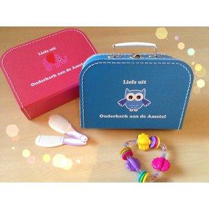 Vul het koffertje zelf - of kies voor een kant en klaar cadeau!