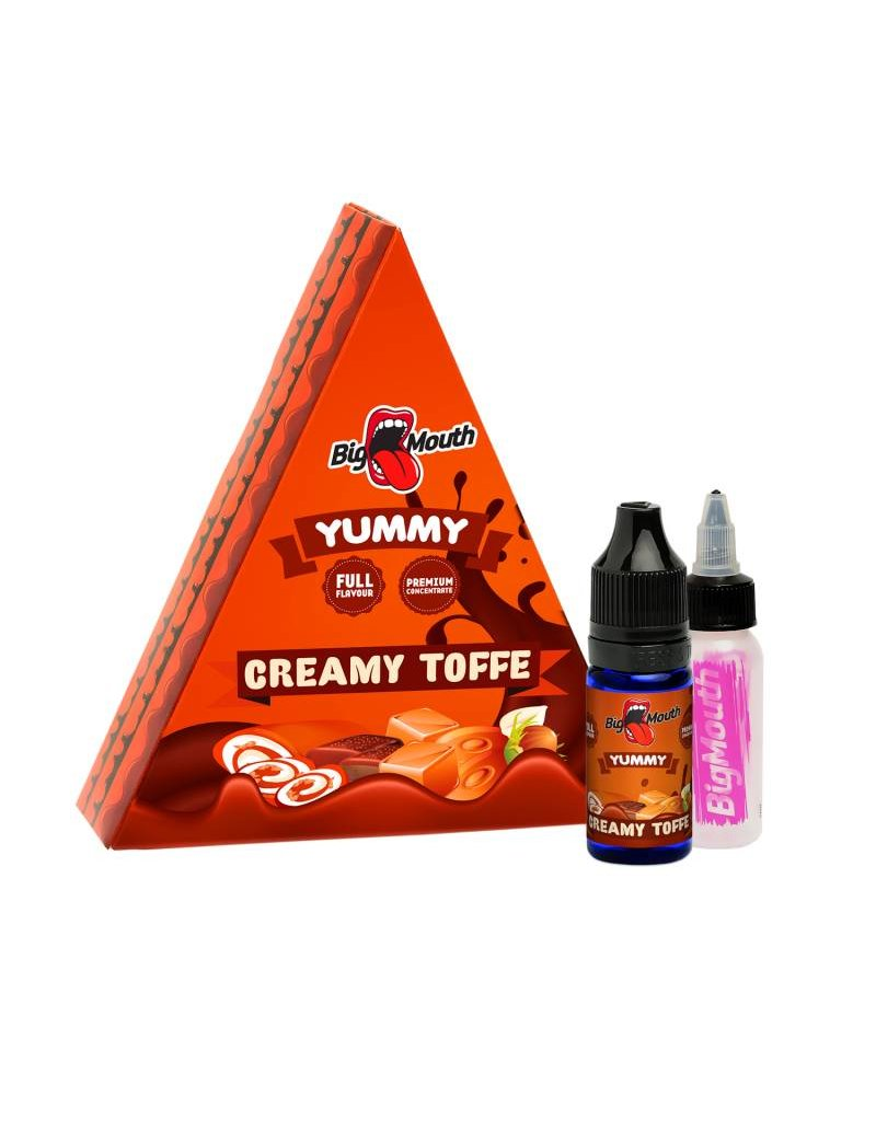 big mouth Big mouth creamy toffee