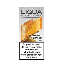 liqua elements liqua traditional tobacco