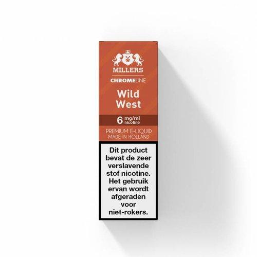 Millers chromeline wild west