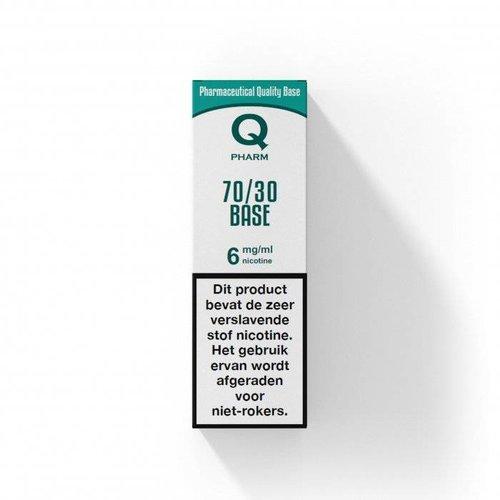 Qpharm base 70/30 pg/vg