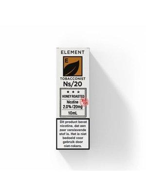 Element - Nic Salts - Honey Roasted Tobacco – Ns/20MG