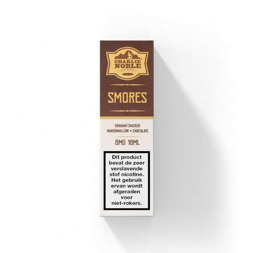 charlie noble Charlie Noble S'mores