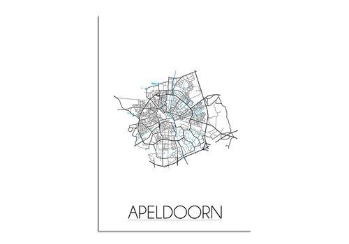 DesignClaud Apeldoorn Stadtplan