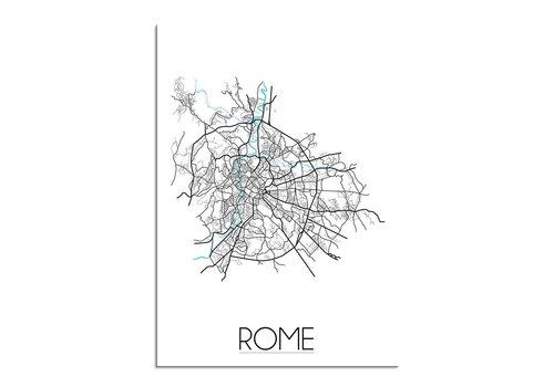 DesignClaud Rome Stadtplan