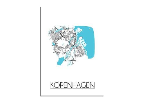 DesignClaud Kopenhagen Stadtplan