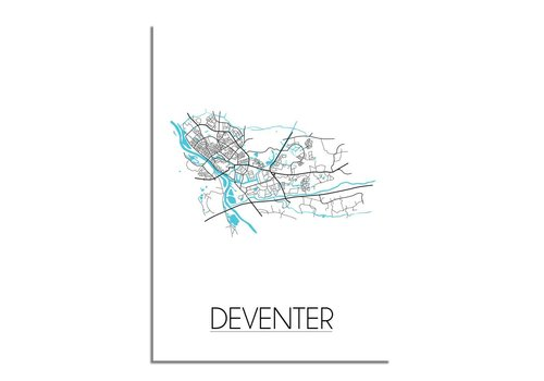 DesignClaud Deventer Stadtplan