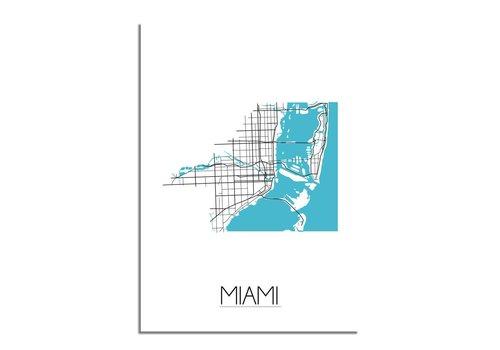 DesignClaud Miami Stadtplan