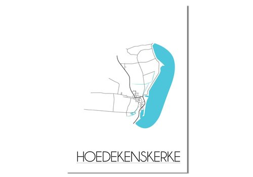 DesignClaud Hoedekenskerke Stadtplan