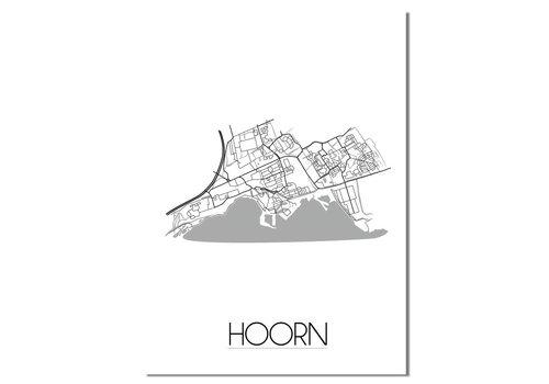 DesignClaud Hoorn Stadtplan