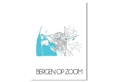 DesignClaud Bergen op Zoom Stadtplan