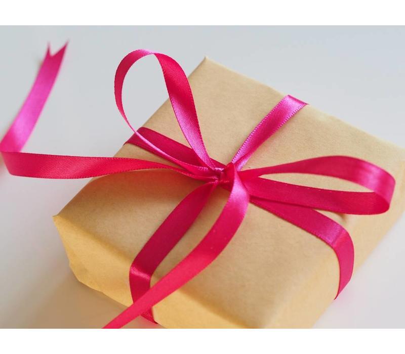 Inpakken als cadeautje