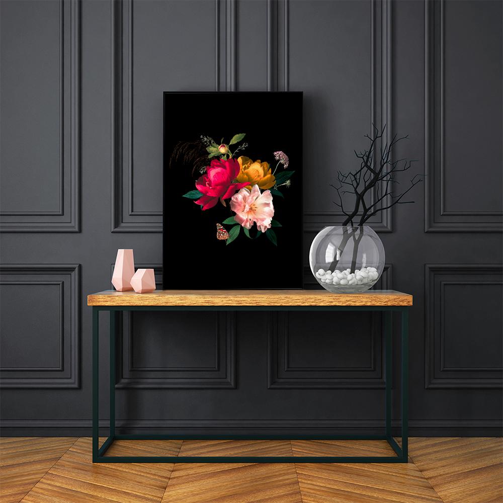 boeket-bloemen-poster