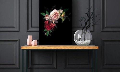 Fleur je huis op met boeket posters