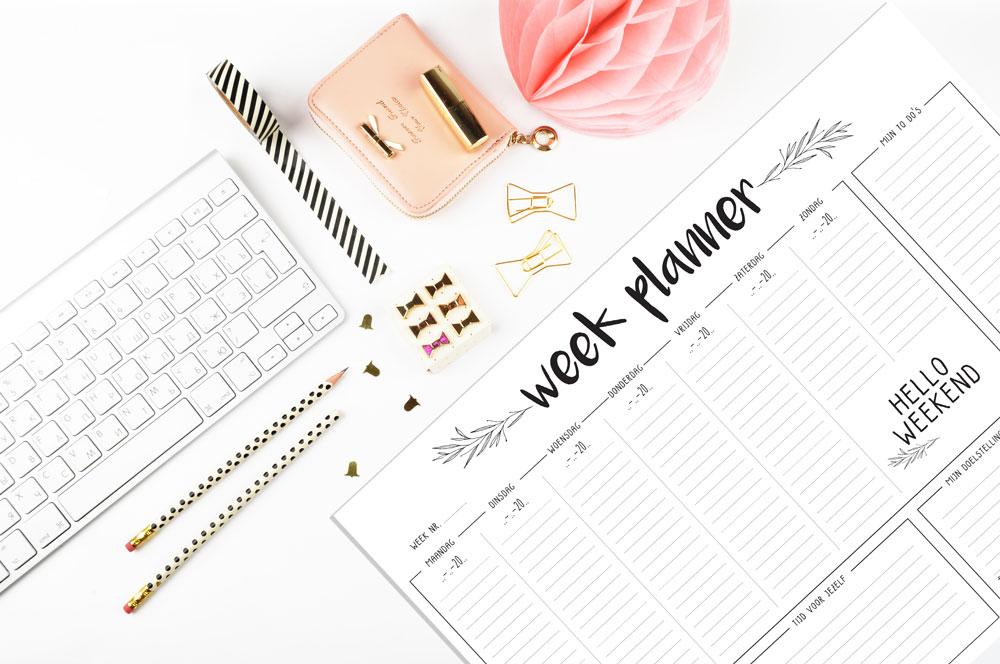 Weekplanner-DesignClaud
