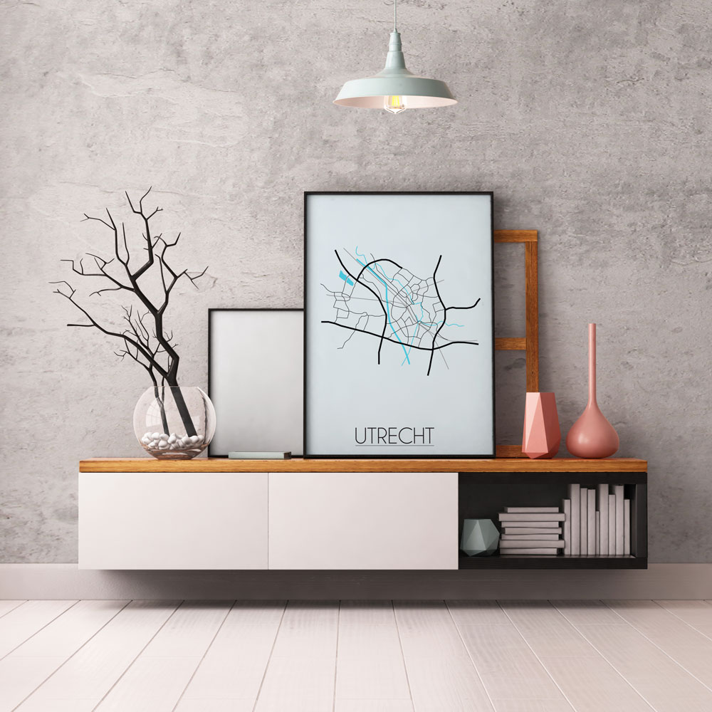 stadskaart-poster-plattegrond