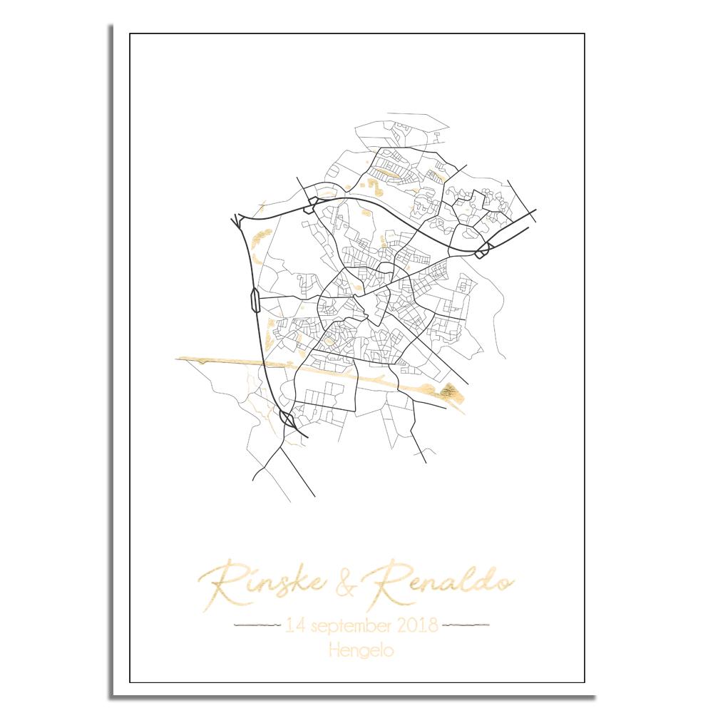stadskaart-poster-plattegrond-huwelijksposter