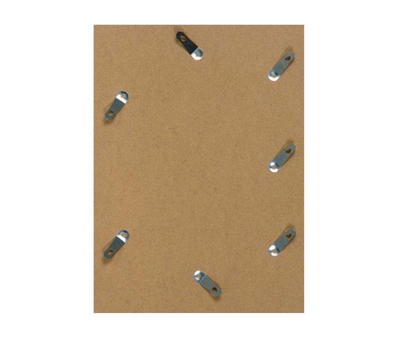 Houten wissellijst - Fotolijst - Groen/Blank