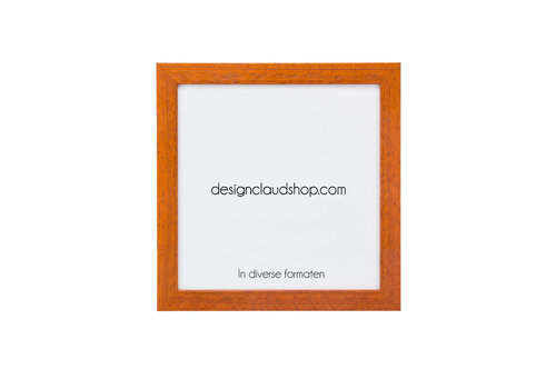DesignClaud Houten wissellijst - Fotolijst - Kersen hout kleur - Diverse formaten