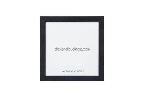 DesignClaud Houten wissellijst - Fotolijst - Zwart