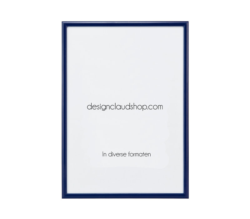 Aluminium wissellijst - Fotolijst - Blauw