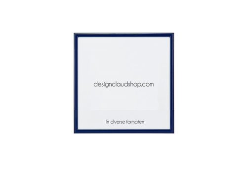 DesignClaud Aluminium wissellijst - Fotolijst - Blauw - Diverse formaten